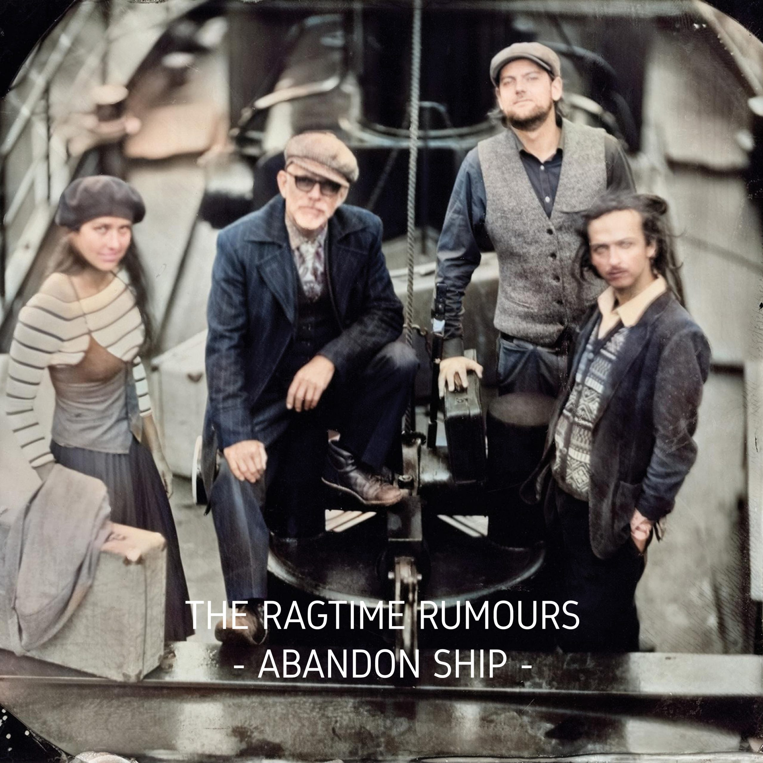 The Ragtime Rumours – New Video