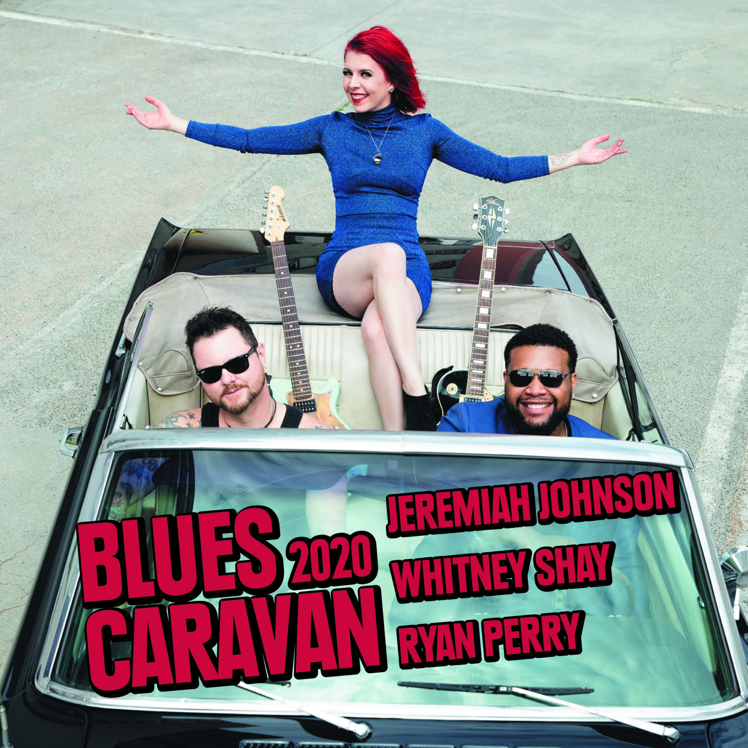 Der Blues Caravan 2020 – Das Live Album (CD & DVD) jetzt erhältlich!