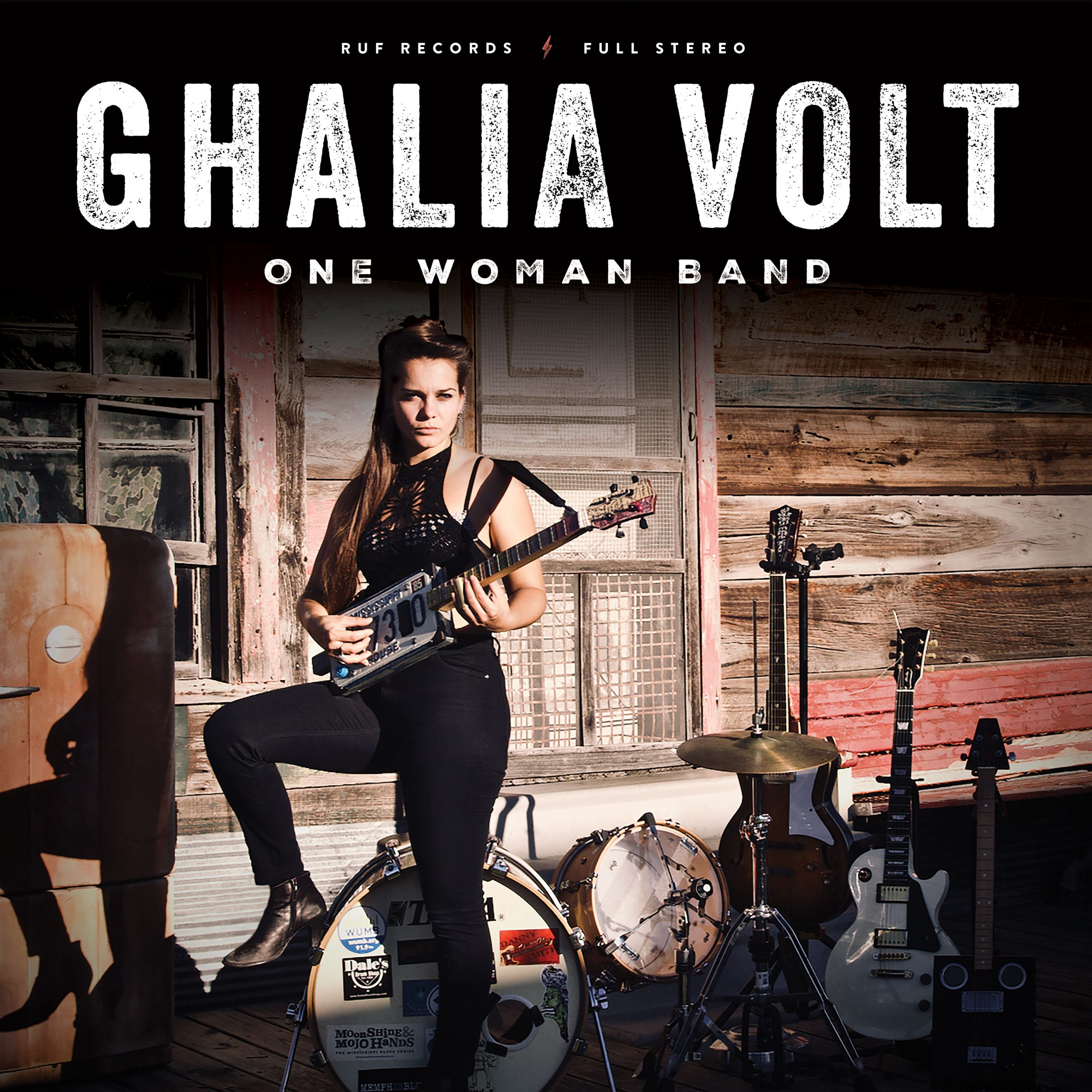 New Video and Album by Ghalia Volt!