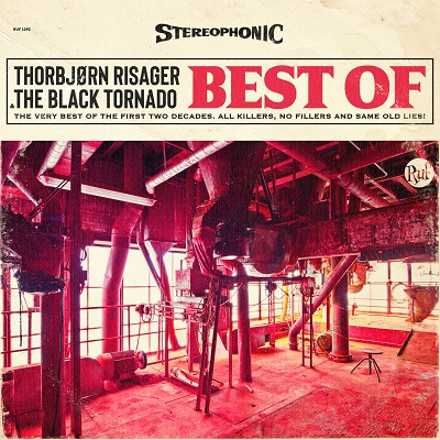 NEW Thorbjörn Risager Album OUT TODAY!